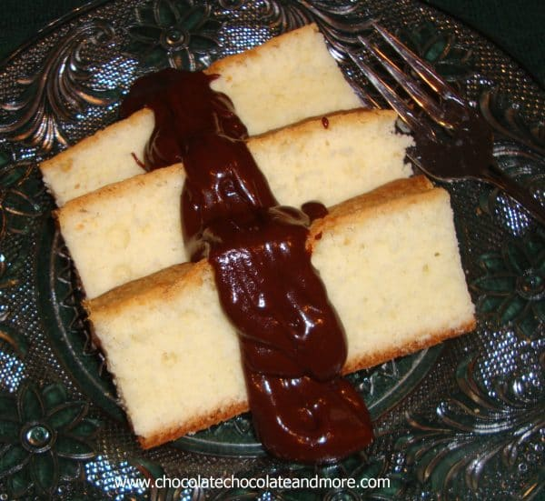 Cream Cheese Pound Cake-perfect alone, with fresh fruit or chocolate!