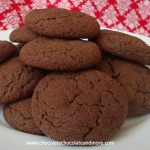 Cocoa Ginger Crisps-the flavor combination will amaze you!