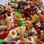 White Trash Snack mix-a little sweet, a little salty, a lot of yum!