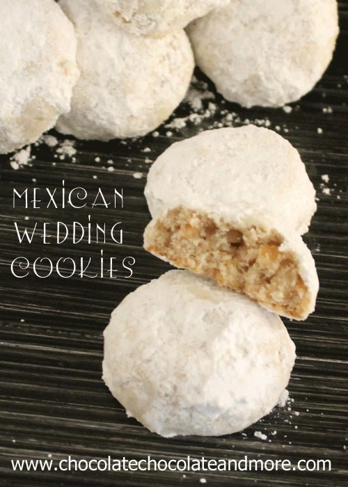 swedish wedding cake cookie recipe mexican wedding cookies chocolate chocolate and more 20684