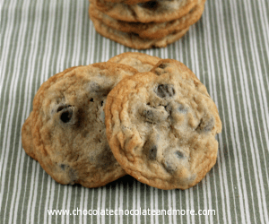 Chocolate Chip-Pecan Cookies-the best cookies you'll ever taste!