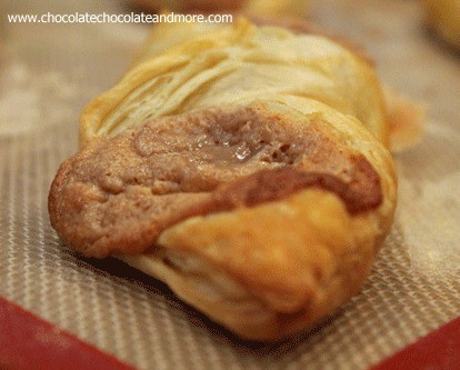 Brown Sugar Cheese Danish, so easy to make, so good to eat!