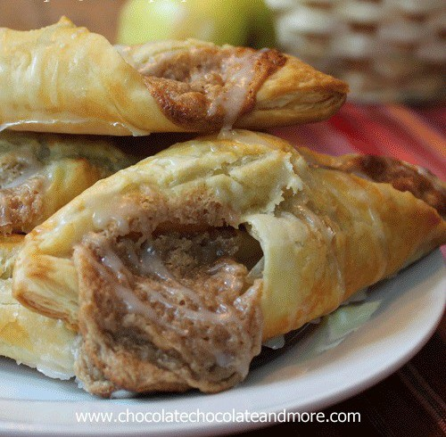 50 Easy to make breakfast Recipes-Brown Sugar Cheese Danish, so easy to make, so good to eat!