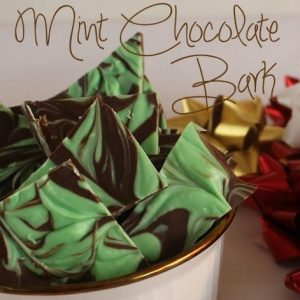 If you like Andes Mints, you will love this Mint Chocolate Bark!