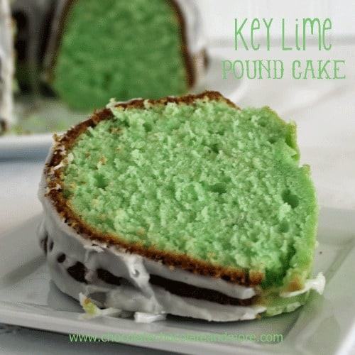 Lime Jello Bundt Cake