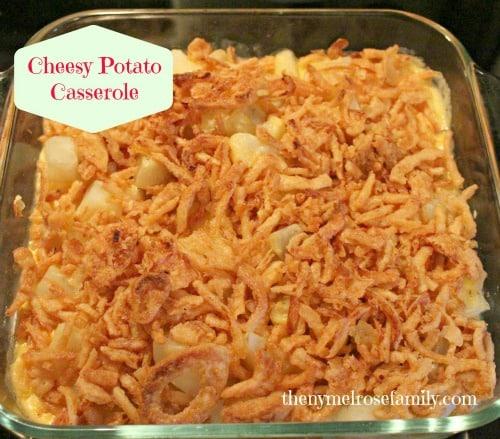 Cheesy-potato-casserole