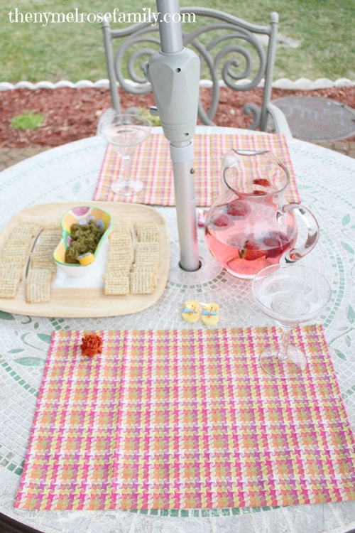 how-to-make-placemats