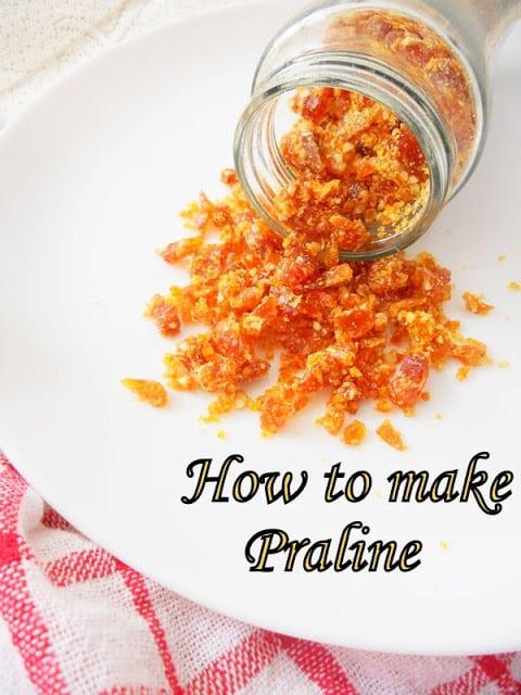 how-to-make-praline