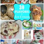 30 Flavors of Ice Cream