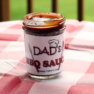 Father's Day BBQ Sauce featured at Thursday's Treasures