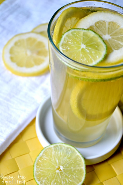 Summer Citrus Shandy featured at Thursday's Treasures