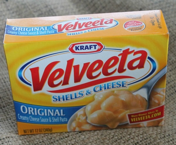 Velveeta Shells & Cheese