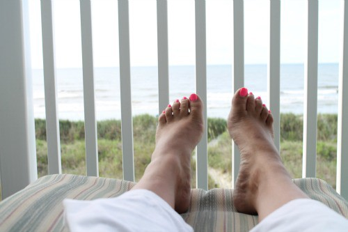 Myrtle Beach balcony
