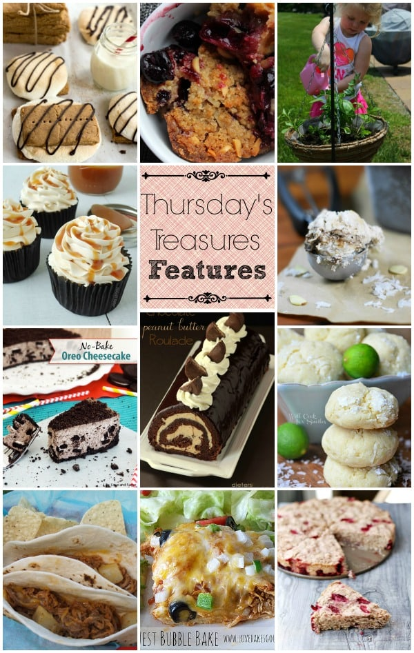 Thursday's Treasures features