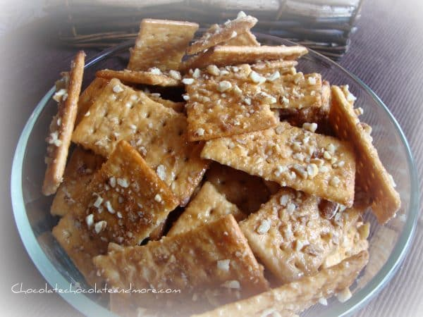 Sweet and Salty Crackers