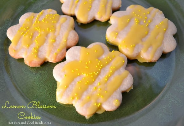 Lemon-Blossom-Cookies-from-Hot-Eats-Cool-Reads-Featured-at-ChocolateChocolateandmore