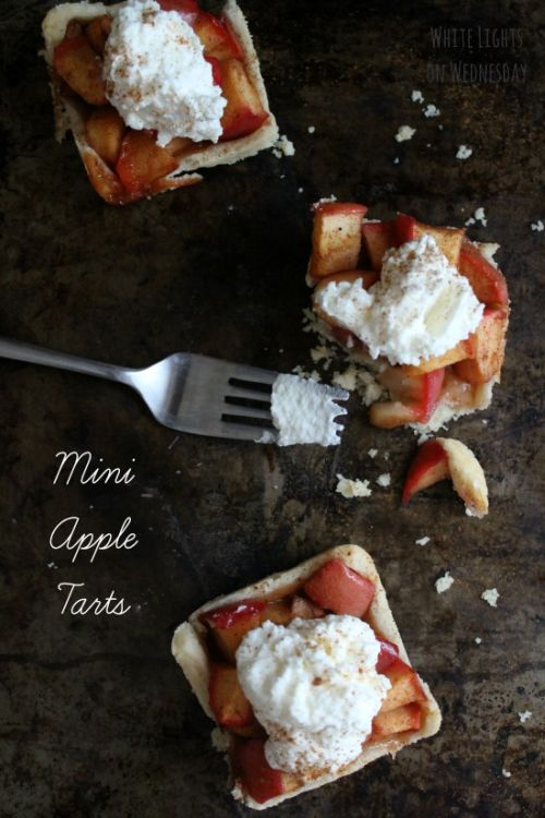 Mini Apple Tarts