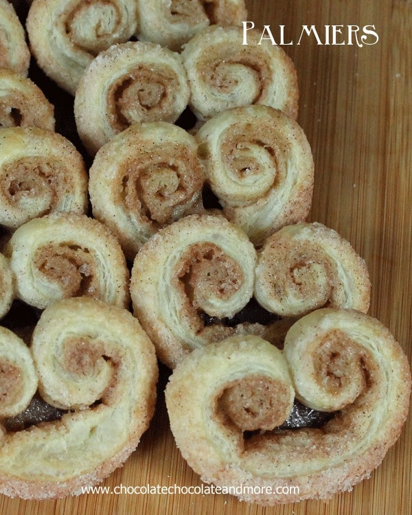 Easy Cinnamon Palmiers -the perfect treat for any occasion