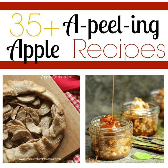 35+ A-peel-ing Apple Recipes