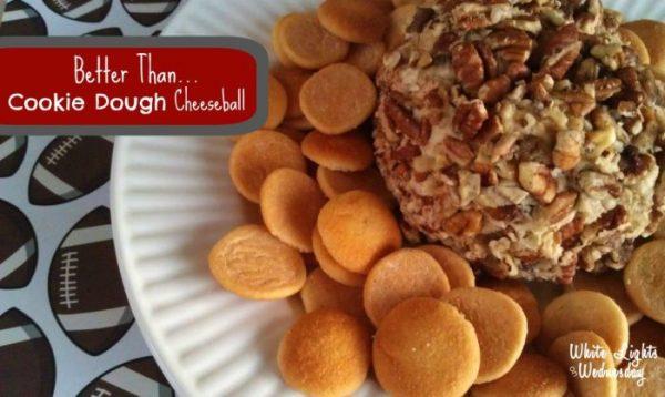 Better Than...Dessert Cheeseball
