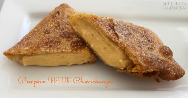 Pumpkin-Cheesecake-Chimichangas