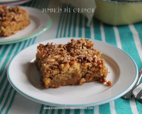 Pumpkin White Chocolate Souffle Cake Recipe