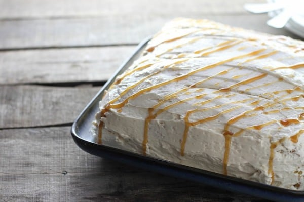 Pumpkin-Tres-Leches-Cake-with-Salted-Caramel-Buttercream-Frosting