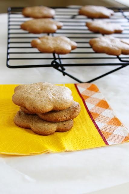 Lemon Ginger Snaps