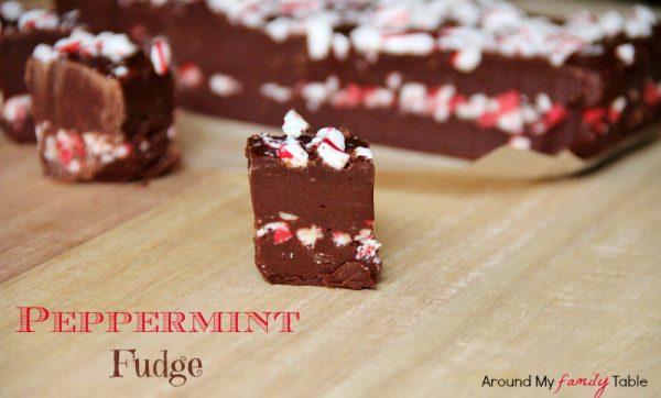 Peppermint-Fudge