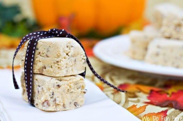 Pumpkin-Fudge-Squares