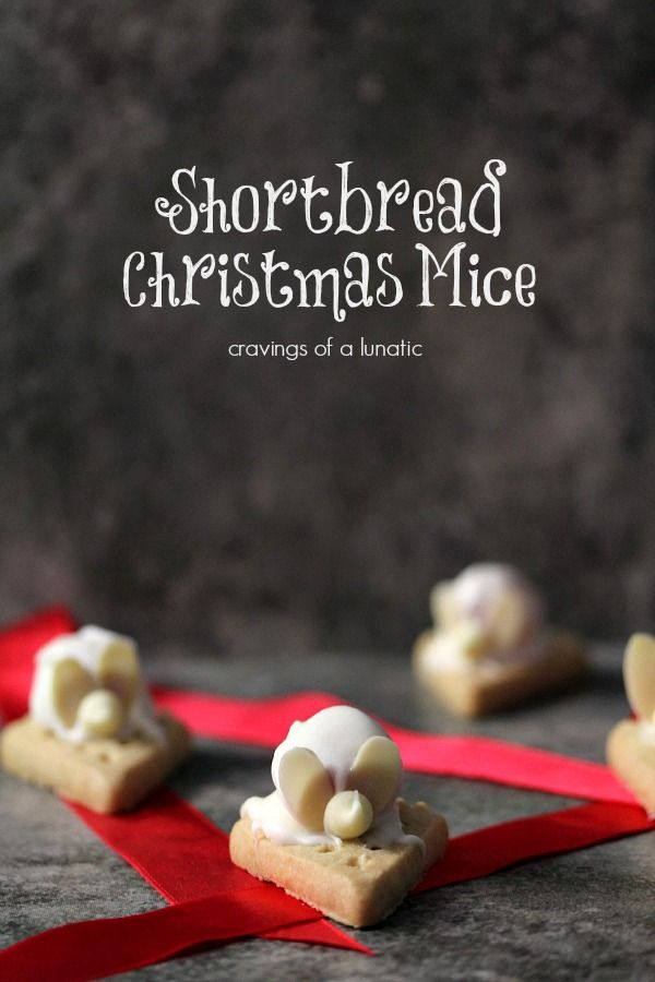 Shortbread Mice