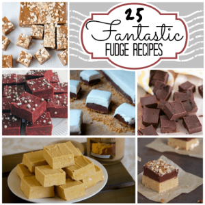 ~Square Fudge Collage