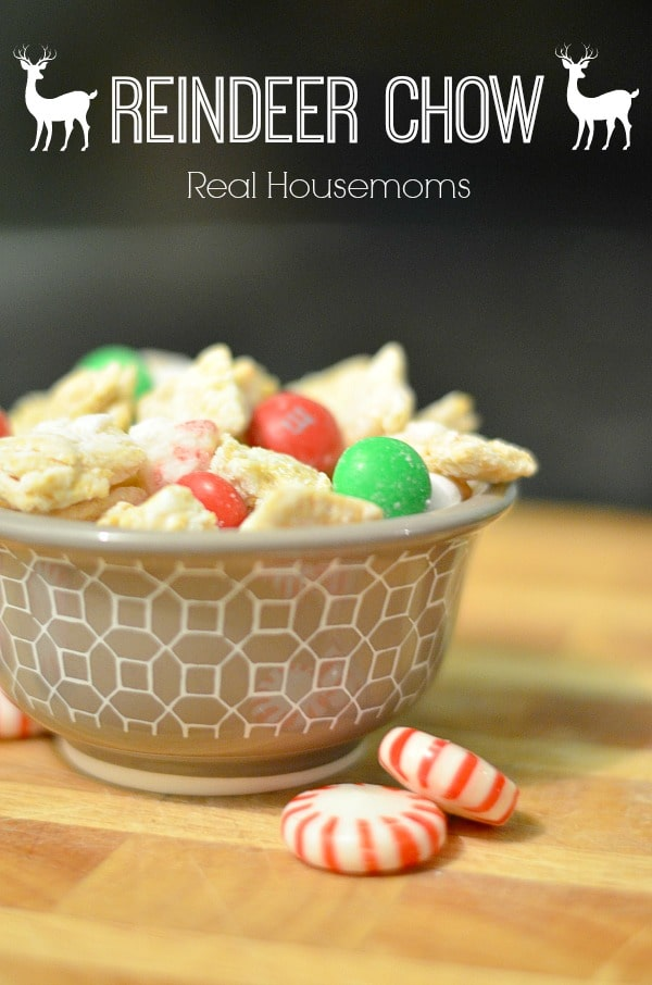 Reindeer Chow from Real Housemoms