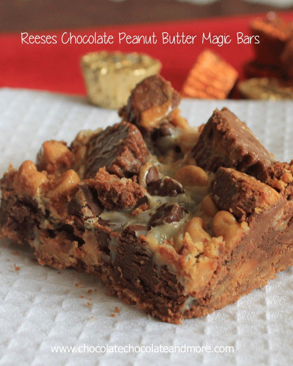 Reeses Chocolate Peanut Butter Bars Reeses Peanut Butter Cups