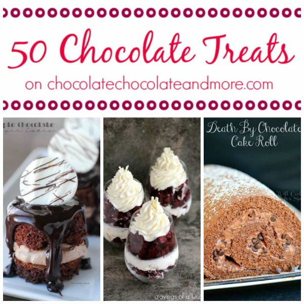 50 Chocolate Treats