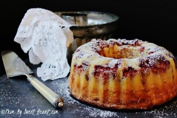 Butter & Jam Bundt Cake