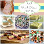 50 Pastel Desserts for Spring FEAT