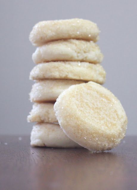 Soft Almond Sugar Cookies-50 Cookie Recipes to Fill Your Cookie Jar | www.chocolatechocolateandmore.com