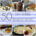 50 Easy to Make Breakfast Recipes FEAT 2