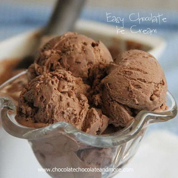 homemade chocolate ice cream easy chocolate chocolate chocolate and more 12471