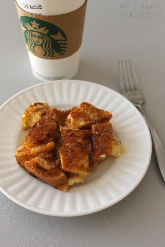 50 Easy to Make Breakfast Recipes: French Toast Casserole