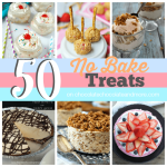 50 No Bake Treats SQUARE