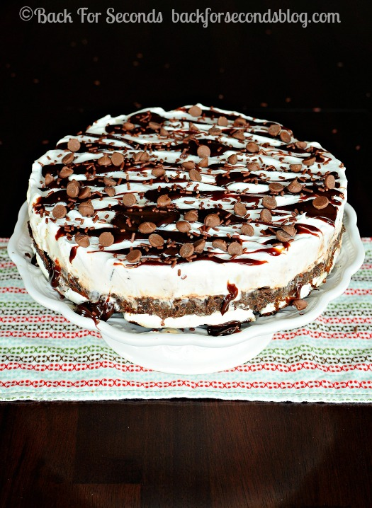 50 No Bake Treats: Homemade Oreo Fudge Cookie Dough Ice Cream Cake