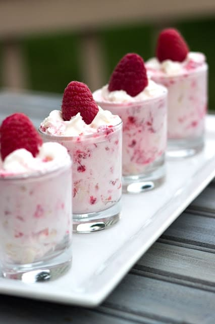 Raspberry Shooters
