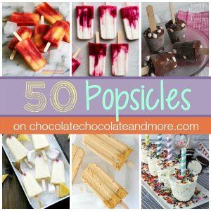 50 Popsicles SQUARE