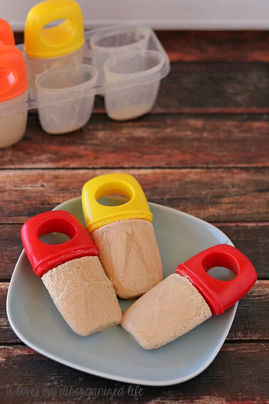 50 Popsicles: Chai Tea Latte Popsicles