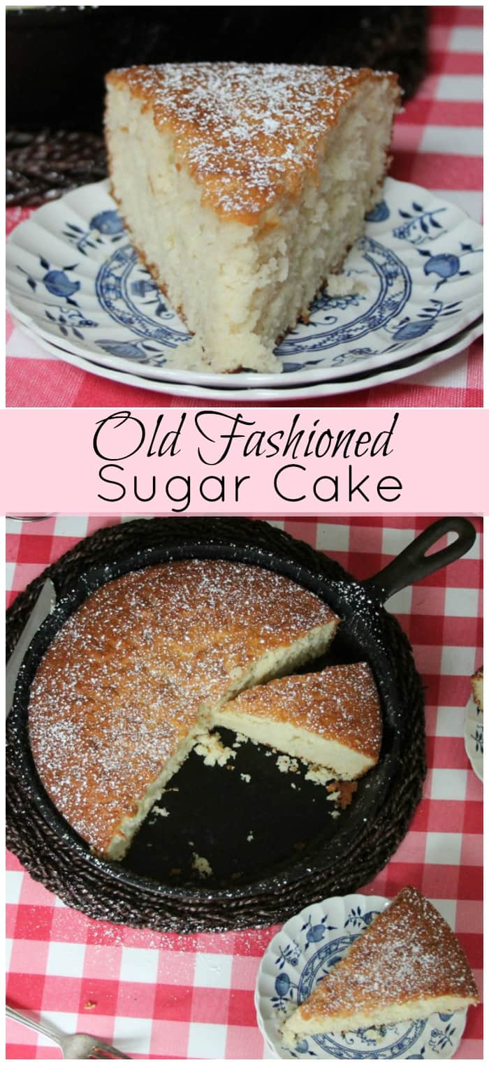 Old Fashioned Sugar Cake Chocolate Chocolate And More