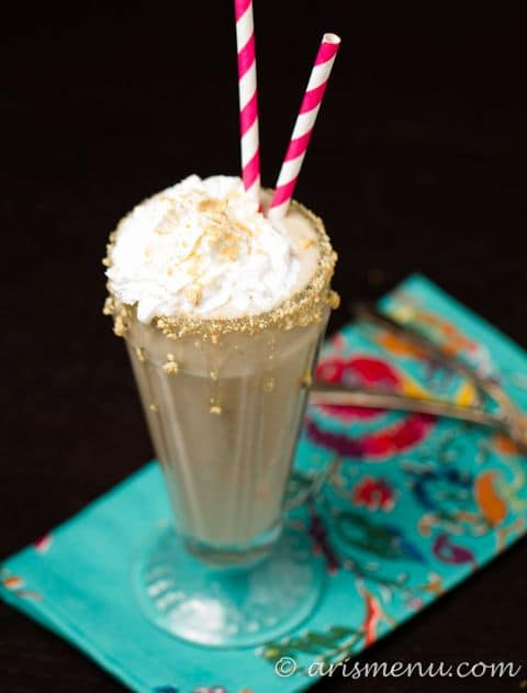 100 Frozen Drinks: Banana Cream Pie Shake