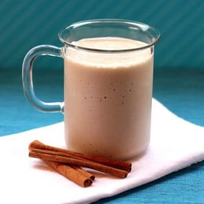 100 Frozen Drinks: Chai Tea Smoothie
