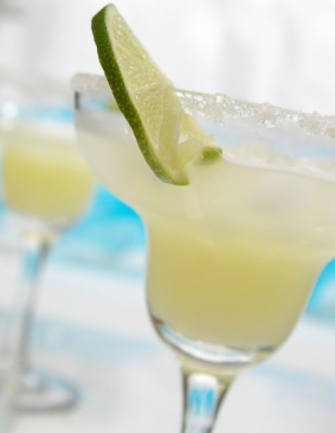 100 Frozen Drinks: Down and Dirty Frozen Margarita